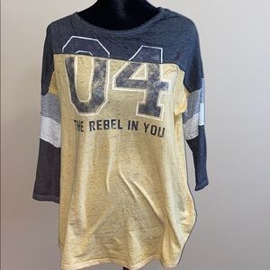 Maurices 04 The Rebel In You T Shirt 2004